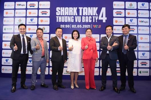 Nexttech tài trợ cho Shark Tank Việt Nam – Thương vụ bạc tỷ mùa 4