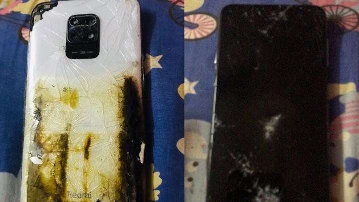 Lại một chiếc smartphone Xiaomi khác bốc cháy, lần này là Redmi Note 9 Pro