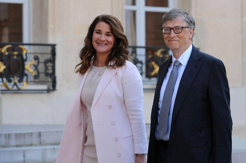 Tỷ phú Bill Gates và vợ ly hôn sau 27 năm chung sống