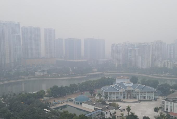 Thở sạch giữa khói bụi ô nhiễm