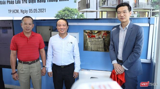 Huawei ra mắt dự án điện mặt trời áp mái dành cho hộ gia đình