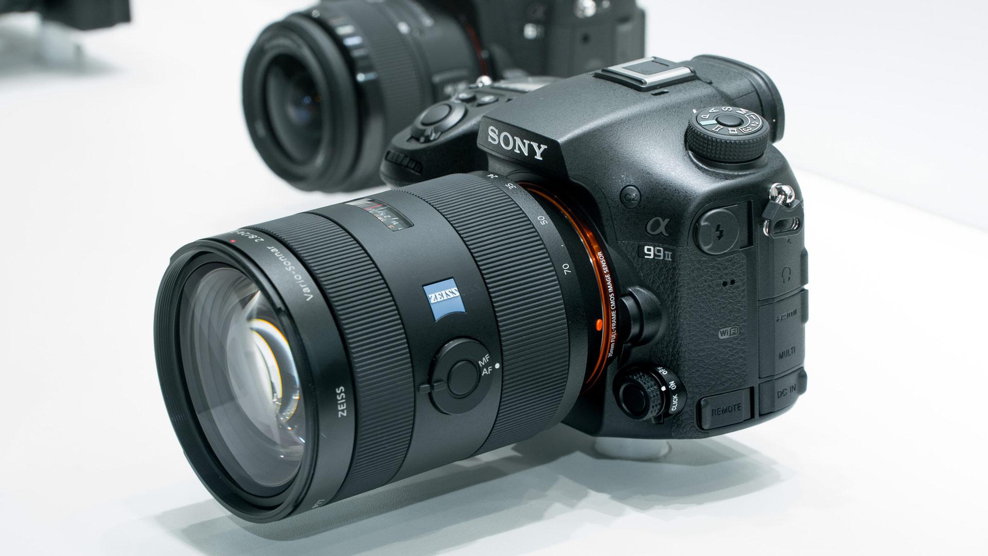 Sony ngầm khai tử máy ảnh DSLT ngàm A