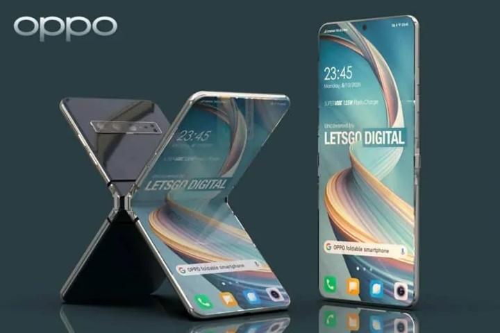 Oppo phát triển smartphone gập dạng vỏ sò để cạnh tranh Galaxy Z Flip3