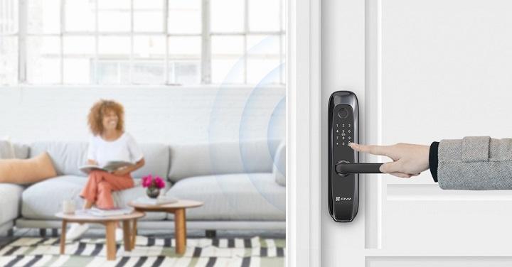 Trải nghiệm nhà thông minh trong tầm tay với sản phẩm khóa cửa và bộ chuông cửa mới ra mắt từ EZVIZ