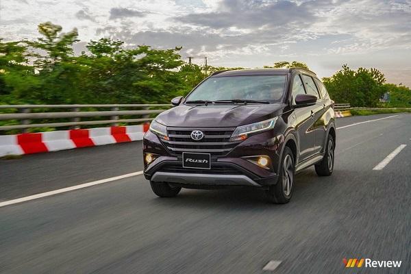 Toyota Việt Nam triệu hồi các dòng xe Avanza, Rush: Thay thế bơm nhiên liệu