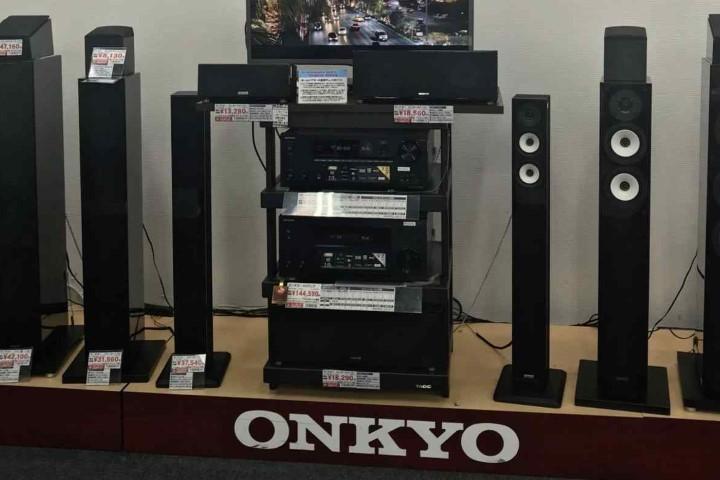 Onkyo muốn bán nốt mảng kinh doanh âm thanh cốt lõi cho Sharp
