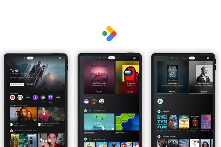 Google hồi sinh máy tính bảng Android với giao diện mới