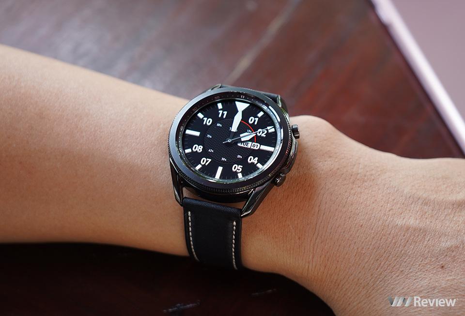 Bây giờ là thời điểm tốt nhất để mua Samsung Galaxy Watch 3