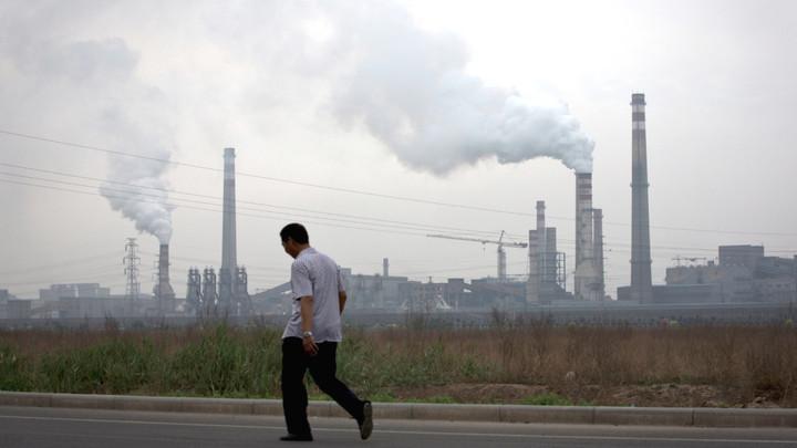Trung Quốc phát thải khí nhà kính nhiều hơn cả Mỹ và các nước phát triển cộng lại