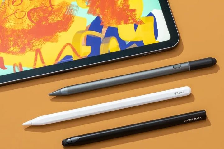 Nhìn lại lịch sử và quá trình tiến hoá của bút stylus