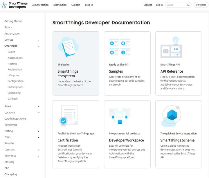 Samsung phát hành ứng dụngSmartThings cho các thiết bị Windows 10