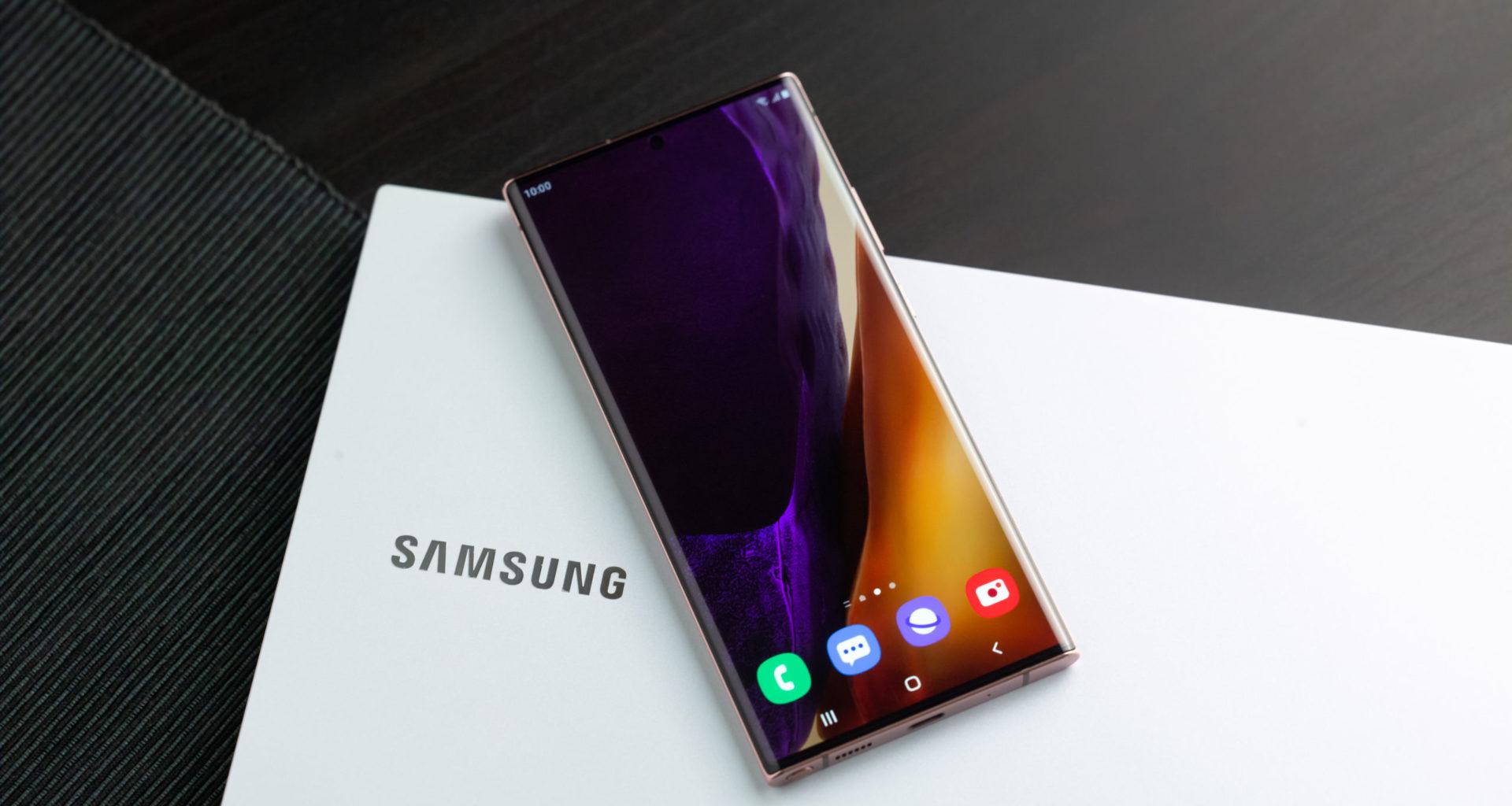 Không ra mẫu mới, Samsung sẽ hạ giá Galaxy Note 20 nhằm kích cầu