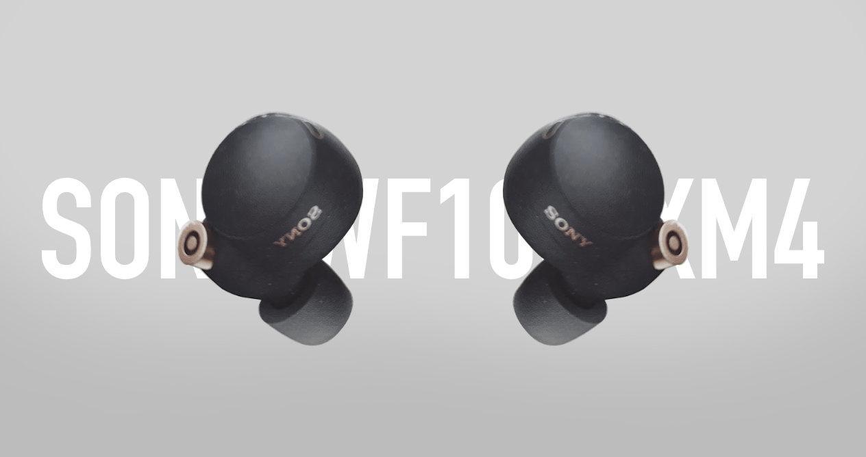 Rò rỉ hình ảnh bộ tai nghe true wireless WF-1000XM4 mới của Sony, thiết kế hoàn toàn mới