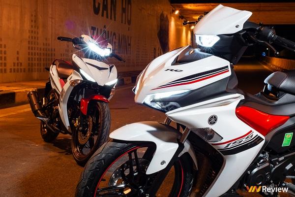 """Yamaha Exciter 155 """"đội giá"""", Winner X giảm giá sâu tại các đại lý"""