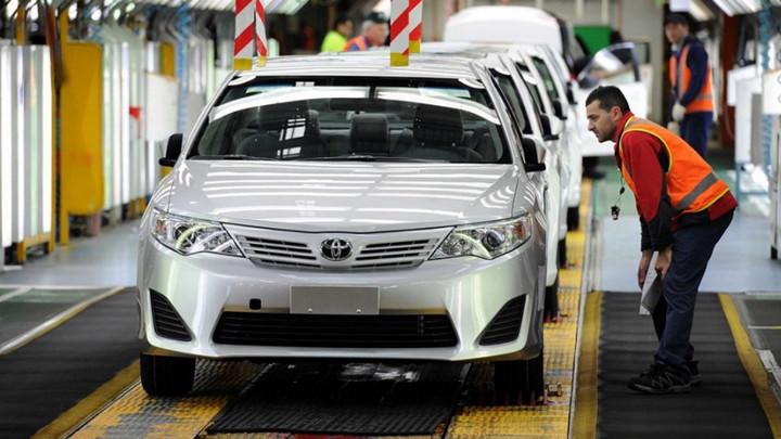 """Giữa """"cơn khát"""" chip, Toyota vẫn tham vọng đặt mục tiêu xuất xưởng 10 triệu xe"""