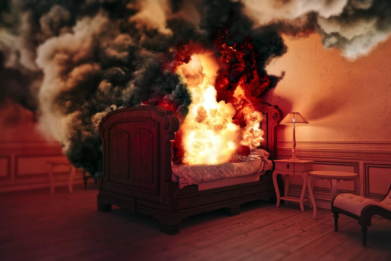 Cơ thể con người có thể bỗng dưng tự bốc cháy hay không?