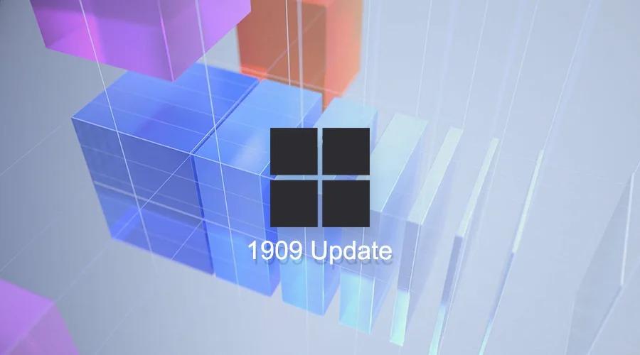 Microsoft chính thức cho Windows 10 1909 về hưu