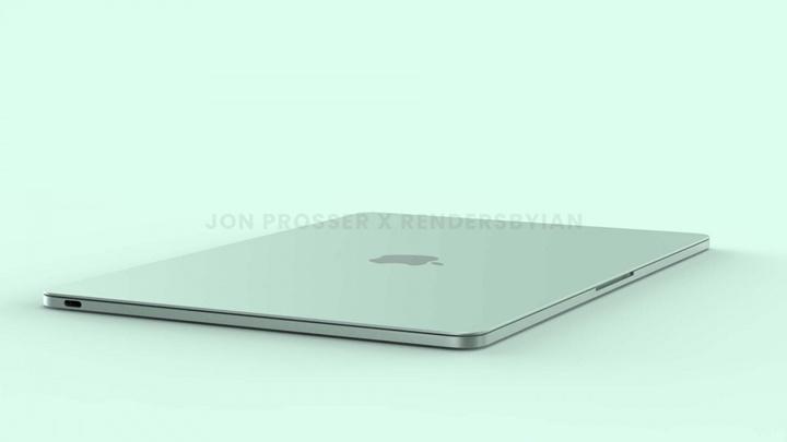 MacBook/MacBook Air mới sẽ có thiết kế phẳng hoàn toàn mới với nhiều màu sắc