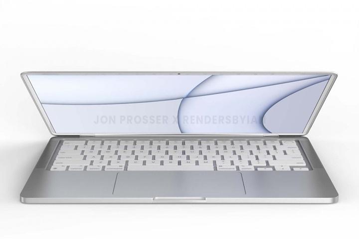 MacBook/MacBook Air sẽ có thiết kế phẳng hoàn toàn mới với nhiều màu sắc
