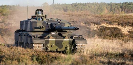 """Đây là Challenger 3 - kỳ vọng trở thành """"cỗ máy chết chóc nhất của NATO"""""""