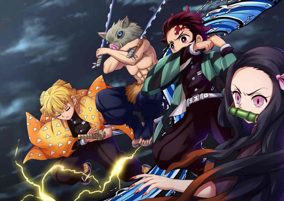 Lần đầu tiên anime Nhật Bản đứng top phim ăn khách toàn cầu