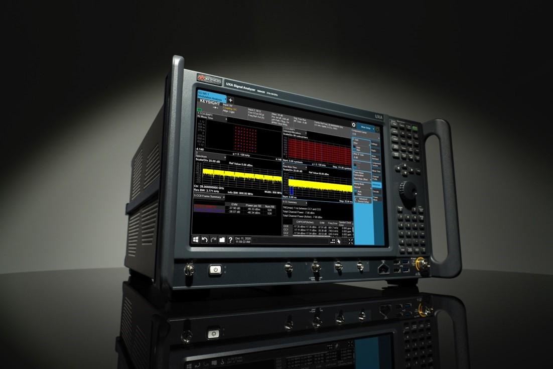 Keysight giới thiệu giải pháp đo hiệu năng sóng mmWave 5G