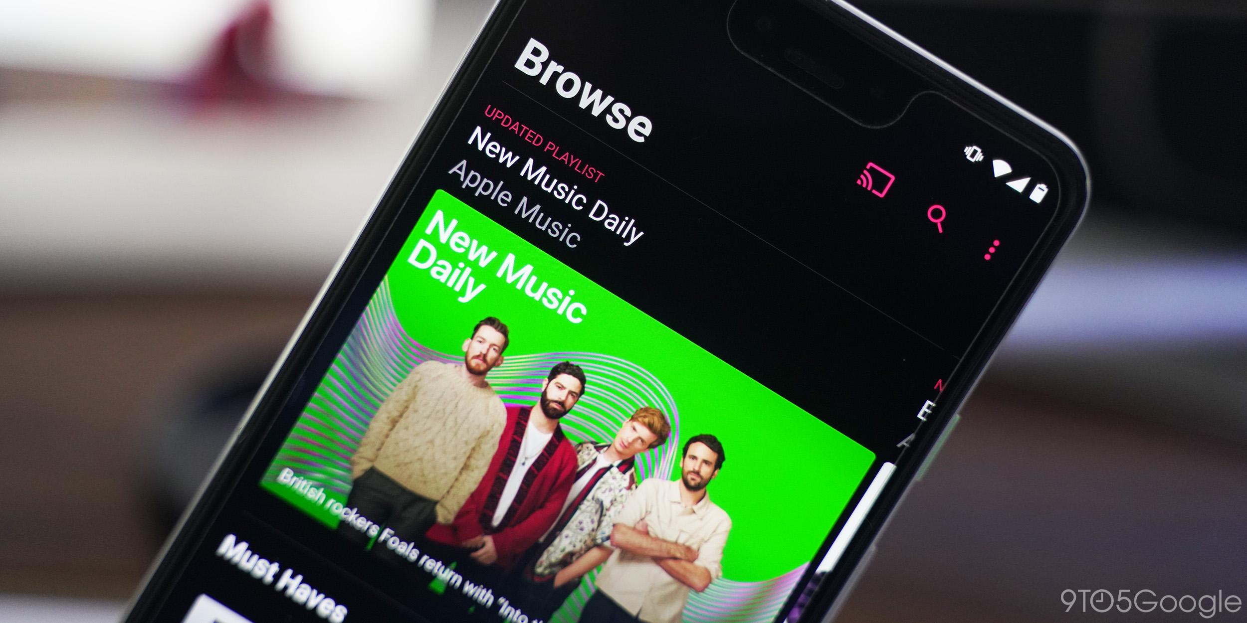 Apple Music sẽ cung cấp gói nghe nhạc lossless và Hi-Res