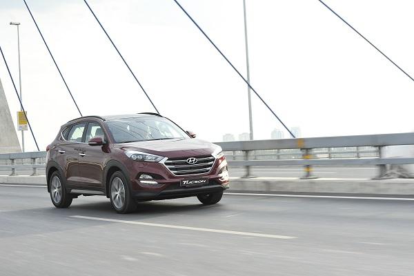 Hyundai triệu hồi hơn 23.000 xe Tucson ở Việt Nam