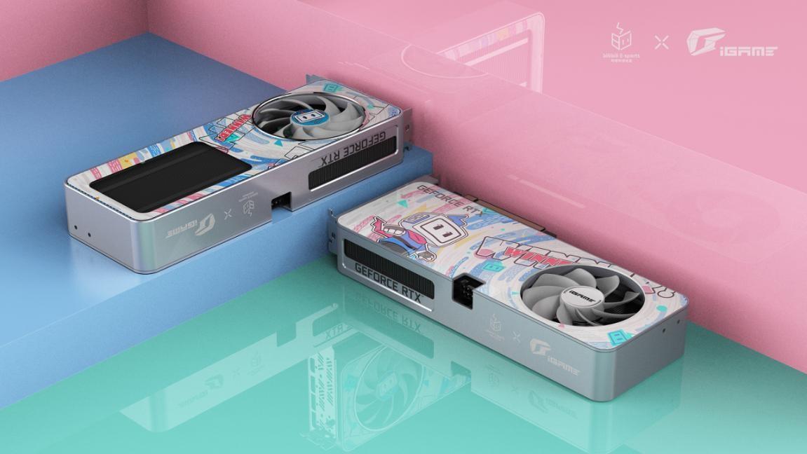 Colorful ra mắt card đồ họa iGame GeForce RTX 3060 bilibili E-sports phiên bản giới hạn
