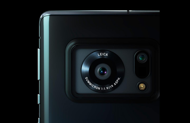 Sharp chính thức trình làng Aquos R6: Cảm biến camera 1 inch cực lớn, hợp tác với Leica