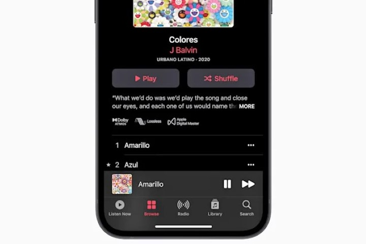 Người dùng Apple Music có thể nghe nhạc lossless và Hi-Res mà không mất thêm phí