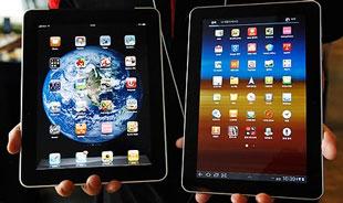 Apple phải quảng cáo Samsung không copy iPad