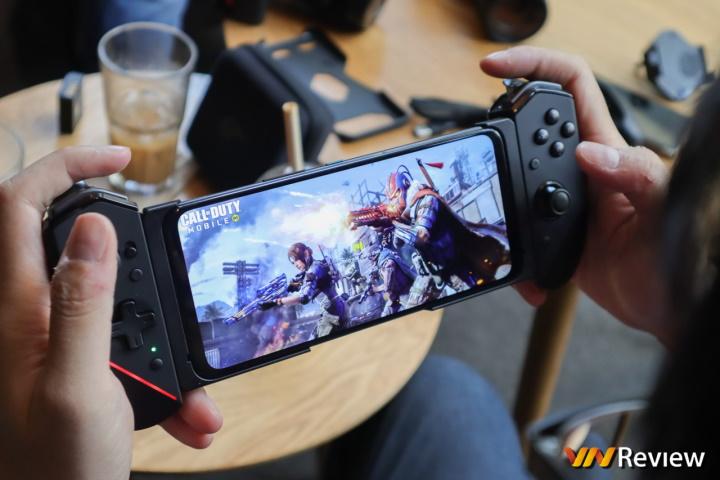 Asus ROG Phone 5 lên kệ tại Việt Nam: duy nhất 1 bản 16GB RAM, 256GB ROM, giá 22,99 triệu đồng