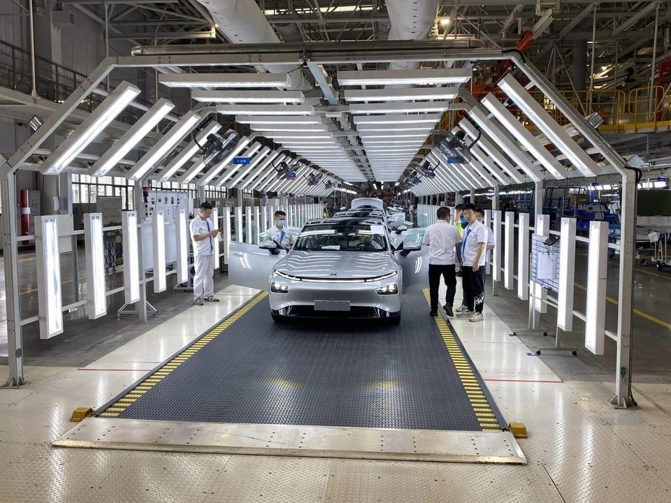 Trung Quốc sẽ thống trị xe điện nhờ quy mô sản xuất khổng lồ