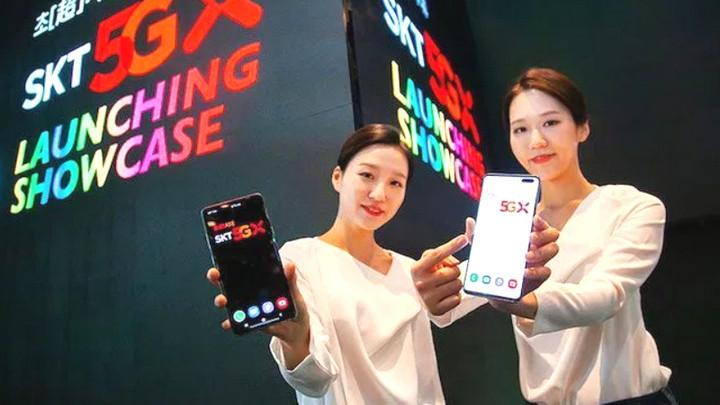 Hàn Quốc lo ngại mất lợi thế cạnh tranh trên đường đua 5G