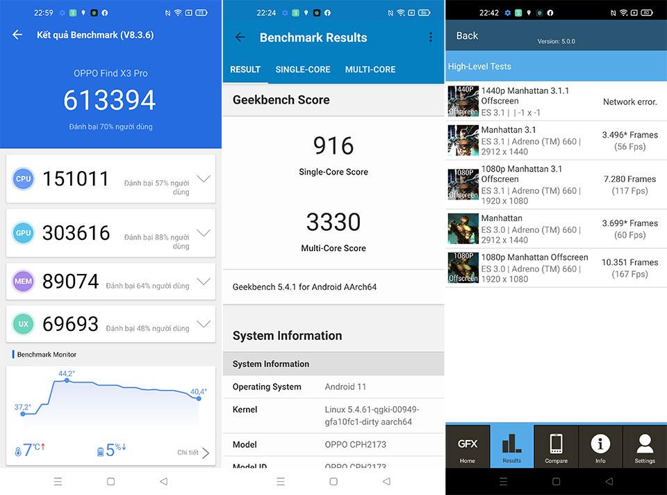 Đánh giá Oppo Find X3 Pro: flagship gần như toàn diện - VnReview 2020 36