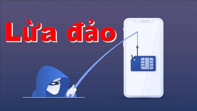 VinaPhone cảnh báo nguy cơ chiếm thuê bao di động để rút tiền tín dụng, vay tiền online