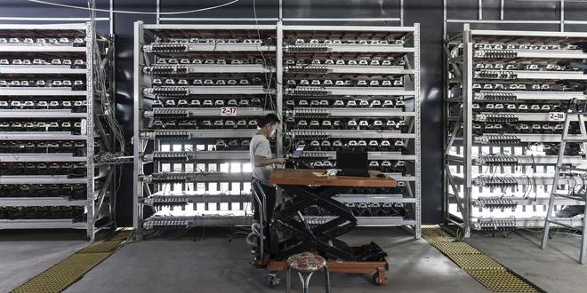 Các mỏ đào Bitcoin ở Trung Quốc bắt đầu dừng hoạt động