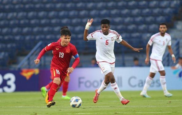 Danh sách Đội tuyển Việt Nam thi đấu Vòng loại World Cup tại UAE
