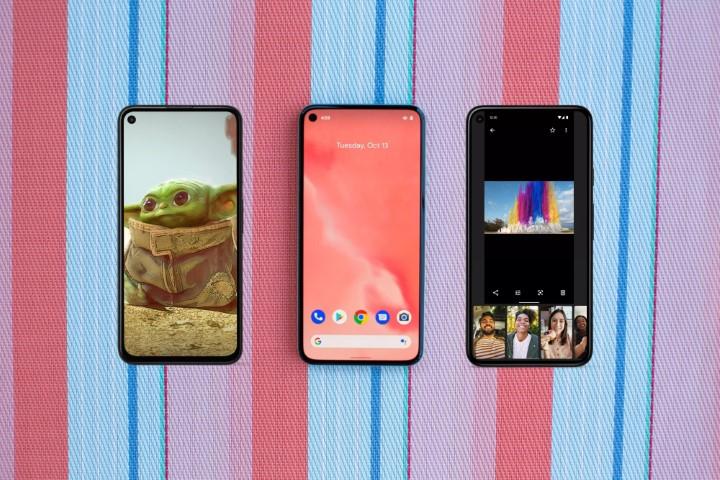 Android 12 sẽ biến chiếc điện thoại của bạn thành điều khiển TV
