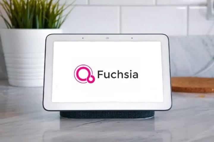 Google chính thức ra mắt hệ điều hành mới mang tên Fuchsia OS