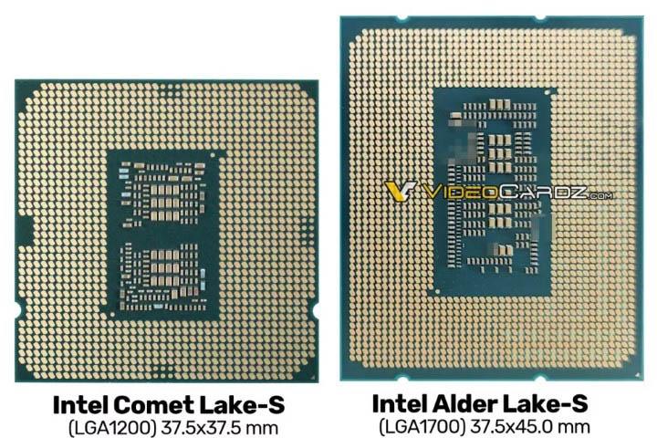 Thay đổi thiết kế socket, CPU Intel Alder Lake sẽ không hỗ trợ những bộ tản nhiệt đời cũ