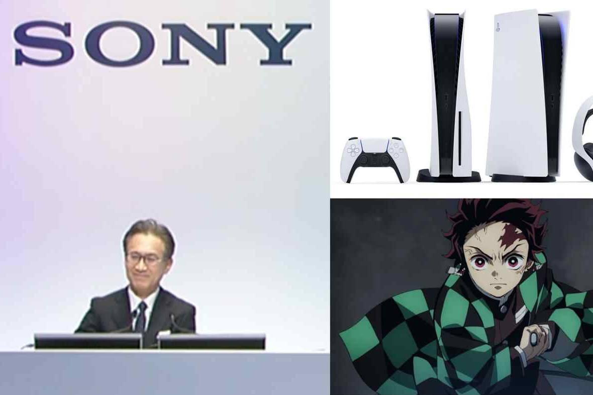 Sony chi 18 tỷ USD để đảm bảo vị thế thống trị về game và anime