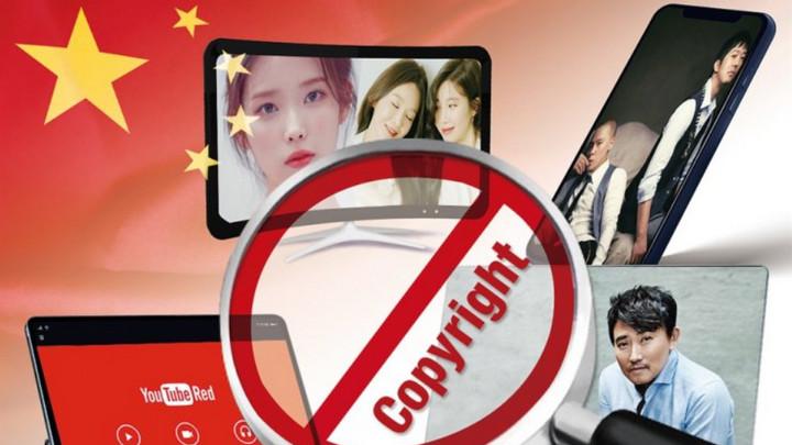 Người Hàn nổi giận khi Trung Quốc xâm phạm bản quyền âm nhạc K-Pop