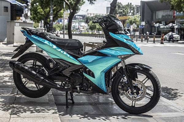 Cần làm thủ tục gì để đổi màu sơn xe máy?