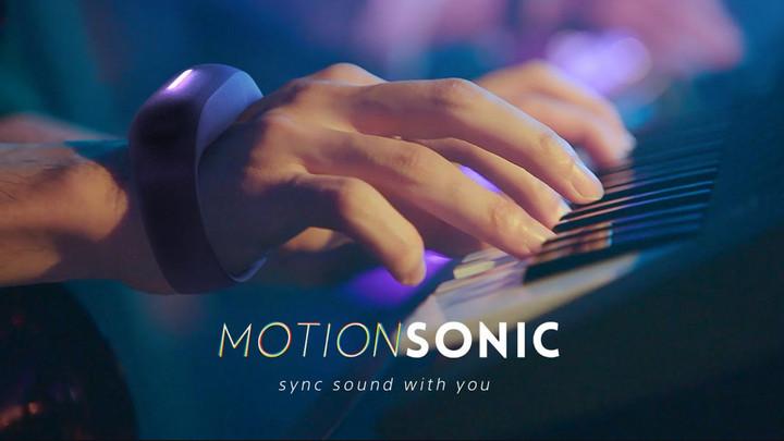 Sony ra mắt bộ điều khiển hiệu ứng âm nhạc sử dụng chuyển động cơ thể trên Indiegogo