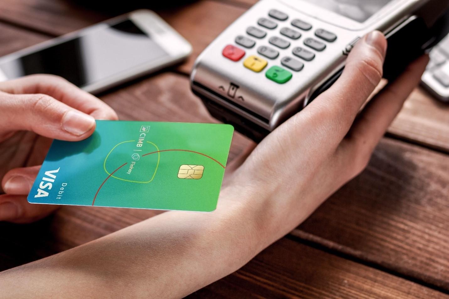 Trải nghiệm thẻ ghi nợ quốc tế đồng thương hiệu CIMB x Finhay: Đầy đủ tiện nghi cho lối sống hiện đại - VnReview 2020 1