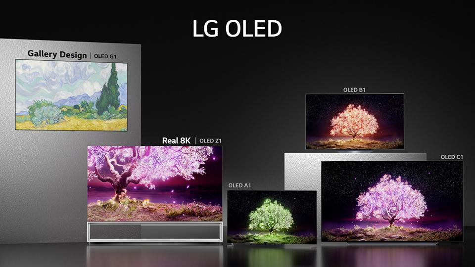 LG ra mắt loạt TV OLED mới ở Việt Nam: tấm nền OLED evo mới, giá từ 34 triệu đồng