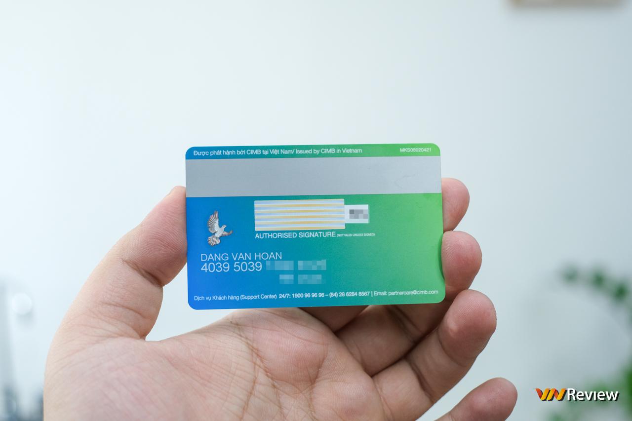 Trải nghiệm thẻ ghi nợ quốc tế đồng thương hiệu CIMB x Finhay: Đầy đủ tiện nghi cho lối sống hiện đại - VnReview 2020 8