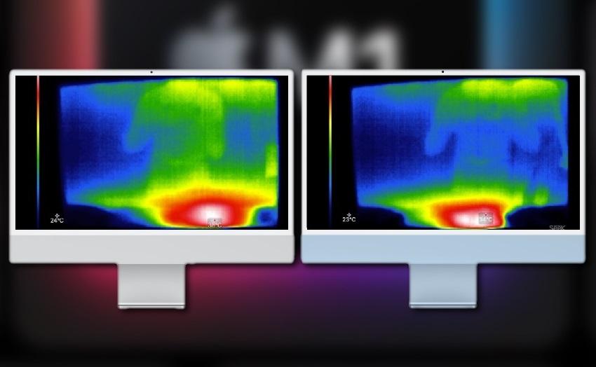 Một YouTuber đã chứng minh hiệu năng iMac có sự chênh lệch vì thiếu quạt tản nhiệt